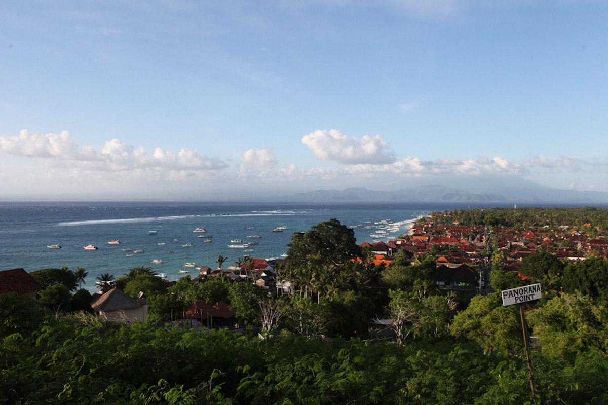Indonesien, Bali, Nusa Lembongan,